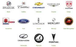 アメリカ車_製品ラインナップ
